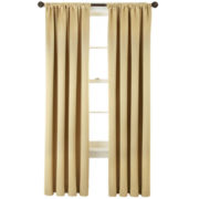 Royal Velvet® Jessa Room-Darkening Rod-Pocket Curtain Panel