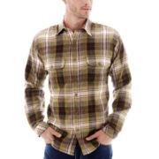 Stanley® Heather Herringbone Flannel Shirt