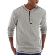 Stanley® Long-Sleeve Thermal Henley