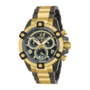 Invicta® Reserve Arsenal YG Mens Two-Tone Sport Watch 12983