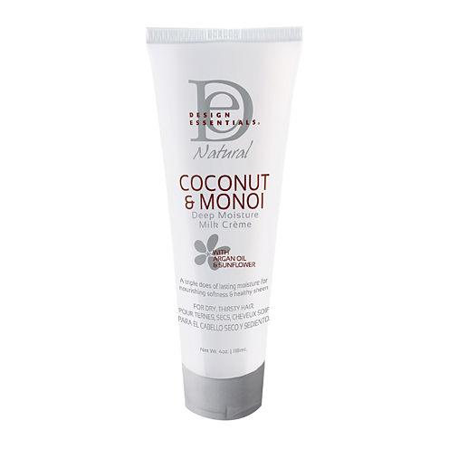 Design Essentials® Coconut and Monoi Deep Moisture Milk Crème - 4 oz.