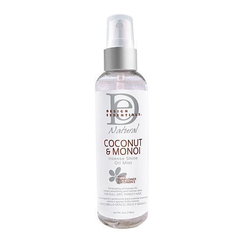 Design Essentials® Coconut and Monoi Intense Shine Oil Mist - 4 oz.