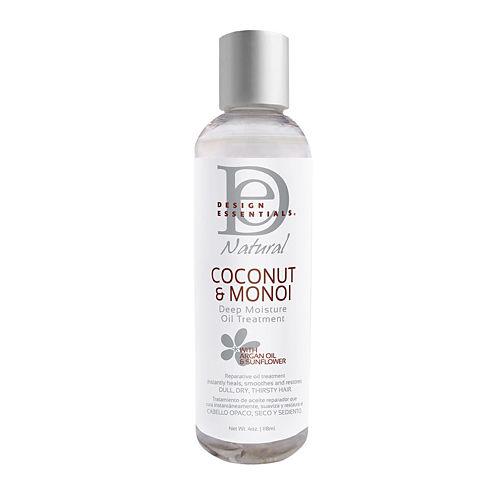 Design Essentials® Coconut and Monoi Deep Moisture Oil Treatment - 4 oz.
