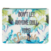 Mixit™ Sparkle Cosmetic Bag
