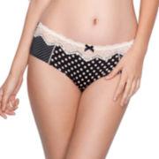 Marie Meili Amber Hipster Panties