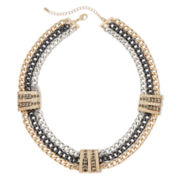 Mixit™ Chain Statement Necklace