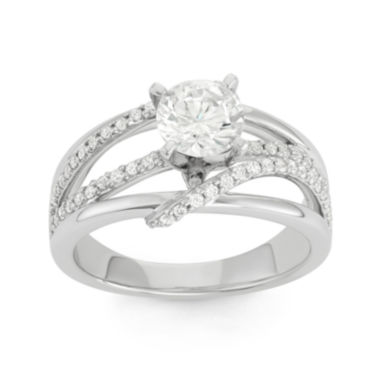 jcpenney.com | 1¼ CT. T.W. Certified Diamond 14K White Gold Engagement Ring