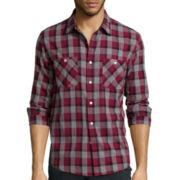 Arizona Long-Sleeve Workwear Poplin Shirt