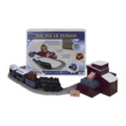 Lionel Polar Express Imagineering Non-Powered Train Playset