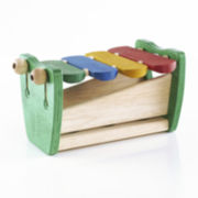 Guidecraft Xylophone and Ball Bopper Learning Set