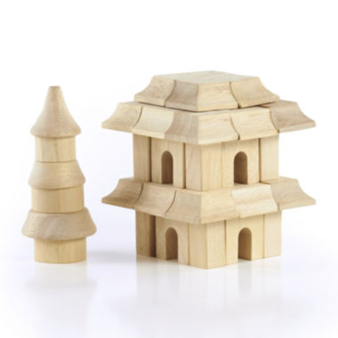 jcpenney.com | Guidecraft 42-pc. Oriental Block Learning Toy Set
