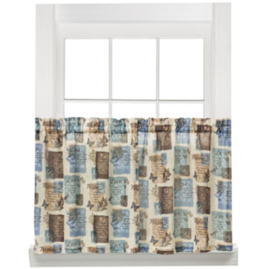 jcpenney.com | Faith Rod Pocket Window Tiers