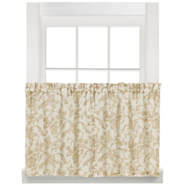 jcpenney.com | Melissa Rod-Pocket Window Tiers