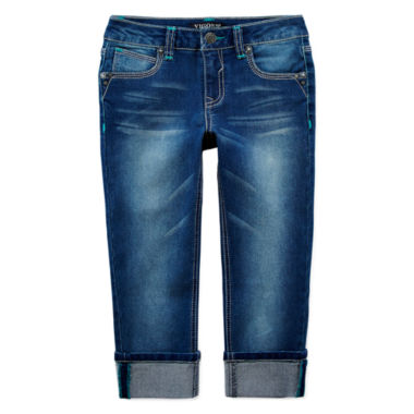 jcpenney.com | Vigoss® Cropped Jeans - Girls 7-14
