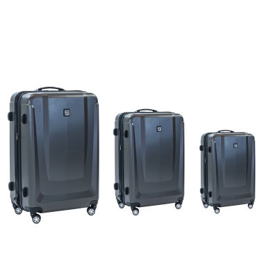 jcpenney.com | FUL® LoadRider 3-pc. Hard-Sided Spinner Luggage Set