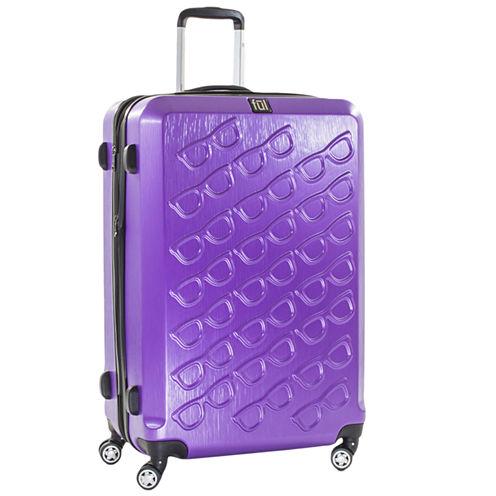 Sunglasses Purple 29'' Upright Lightweight Luggage