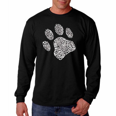 "jcpenney.com | Los Angeles Pop Art Graphic ""Dog Paw"" T-Shirt"