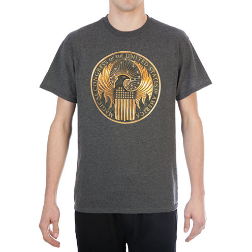 Short Sleeve Magic Congress T-Shirt