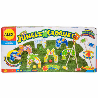 jcpenney.com | Alex Toys Active Play Jungle Croquet 20-pc. Croquet Set
