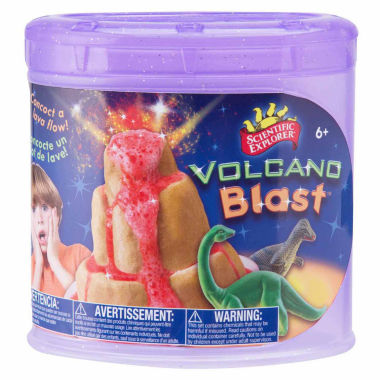 jcpenney.com | Scientific Explorer Volcano Blast Kit 7-pc. Discovery Toy