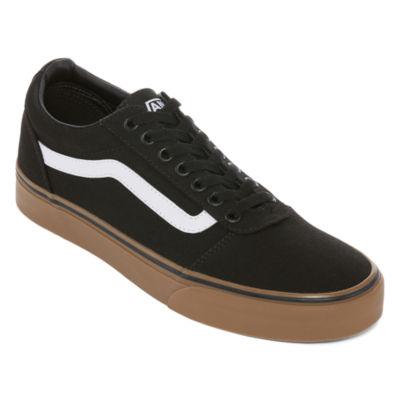 Vans Ward Mens Skate Shoes Lace-up - JCPenney b0e0a02fca
