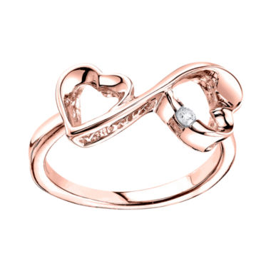 jcpenney.com | Love Grows™ Diamond-Accent Double Heart Ring