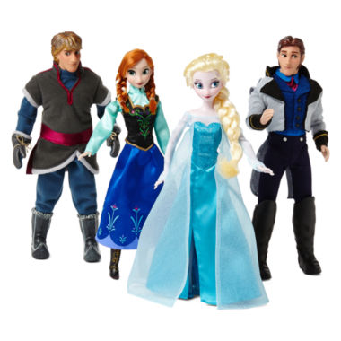 jcpenney.com | Disney Collection Frozen Classic Dolls