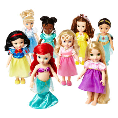 jcpenney.com | Disney Collection Princess Toddler Dolls