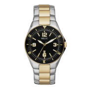 Relic® Dawson Mens Two-Tone Stainless Steel Sport Watch