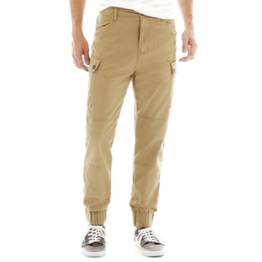 jcpenney.com | Plugg® Stretch Twill Cargo Jogger Pants