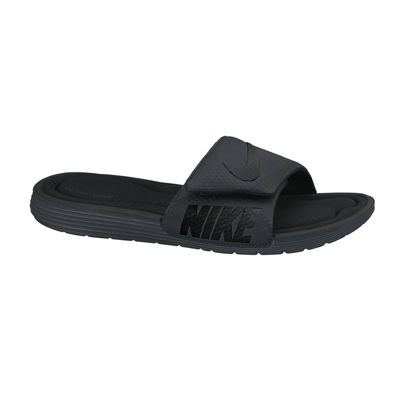 01a9529cc Nike Solarsoft Comfort Slide Mens Athletic Sandals JCPenney