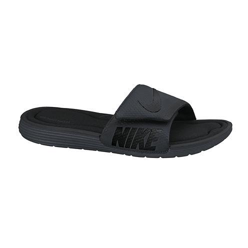 Nike® Solarsoft Comfort Slide Mens Athletic Sandals
