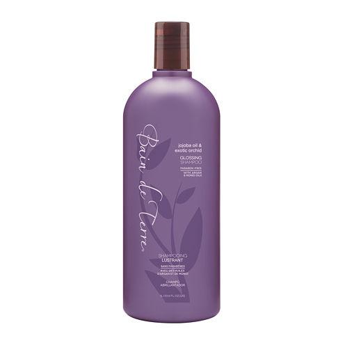 Bain de Terre® Jojoba Oil and Exotic Orchid Glossing Shampoo - 33.8 oz.
