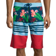 Burnside® Paradise Swim Trunks