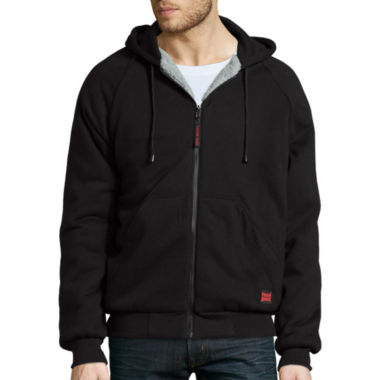 jcpenney.com | Tough Duck™ Sherpa-Lined Hooded Jacket