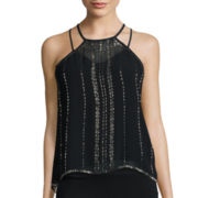 XOXO® Embellished Double-Strap Cami