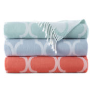 Liz Claiborne® Karla Reversible Throw