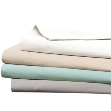 jcpenney.com | INK+IVY 300TC Percale Sheet Set