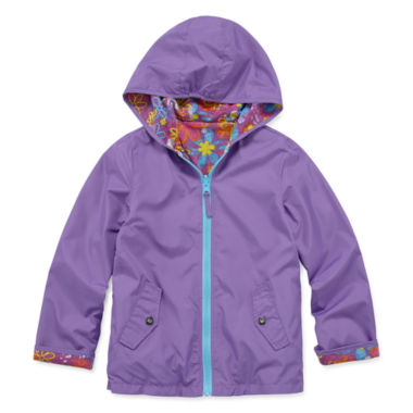 jcpenney.com | S Rothschild Girls Raincoat-Preschool