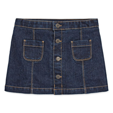 jcpenney.com | Arizona Denim Scooter Skirt