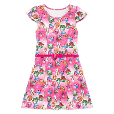 jcpenney.com | Shopkins Sleeveless A-Line Dress - Big Kid Girls