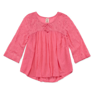 jcpenney.com | Arizona Long Sleeve Blouse - Big Kid