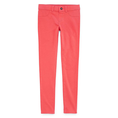 Arizona Girls Knit Jeggings - Big Kid