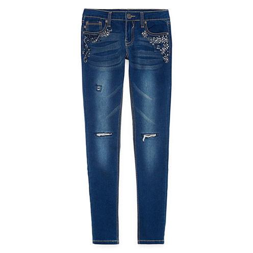 Vgold Jeans Big Kid Girls