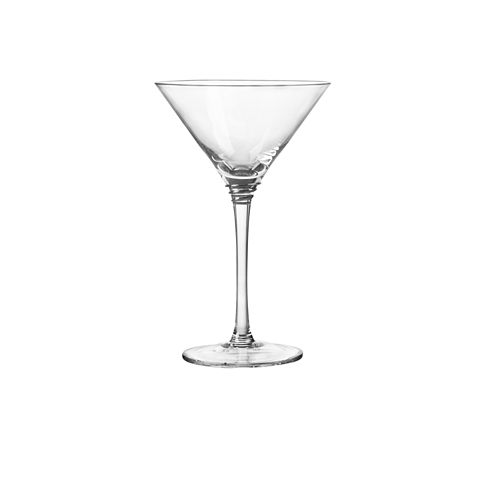 Qualia Glass Helix 4-pc. Martini Glass