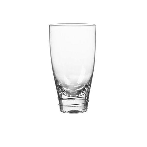 Qualia Glass Helix 4-pc. Highball Glasses