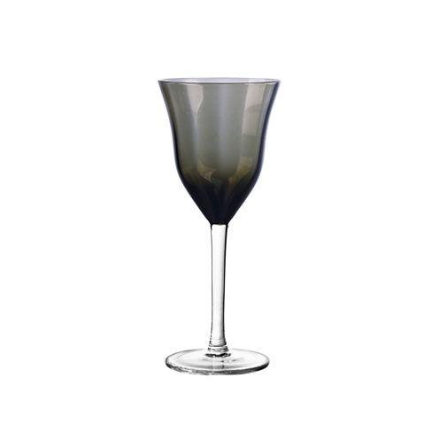 Qualia Glass Smoke White Wine Set