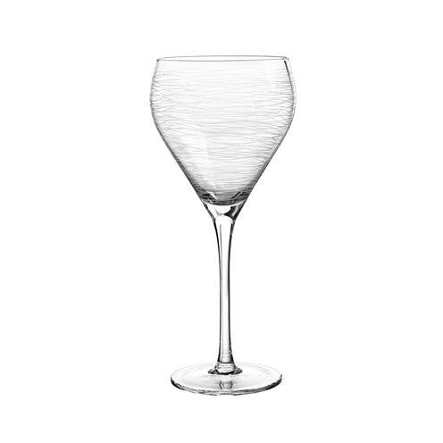 Qualia Glass Graffiti 4-pc. Goblet