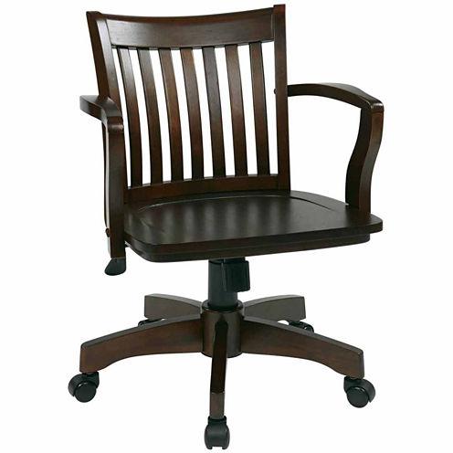 Junius Deluxe  Bankers Office Chair