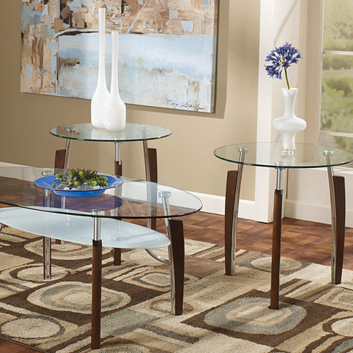 Signature Design by Ashley ® Avani 3pc Occasional Table Set
